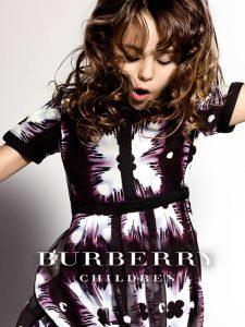 Beau for Burberry