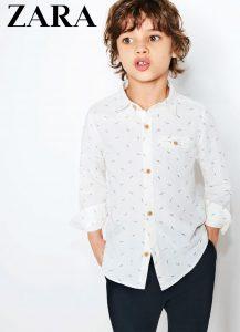 Benjamin for Zara
