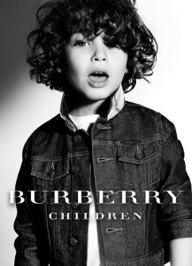 Braxton for Burberry
