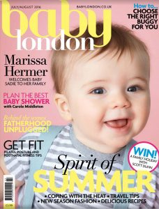 Cassius for Baby London