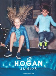 India and Dion for Hogan