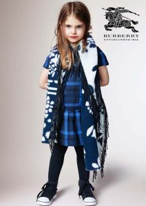 Isabella for Burberry