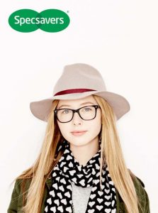 Lily May for Specsavers