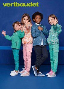 Luna, Isabella and Tre for Verbaudet