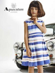Madalena for Aquascutum