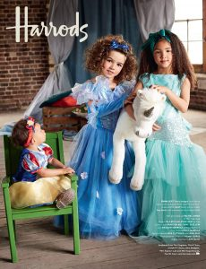 Meadow and Evie for Harrods