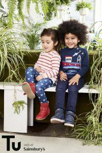 Oa & Joshua for Sainsburys Tu