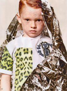 Reuben for Vogue Bambini